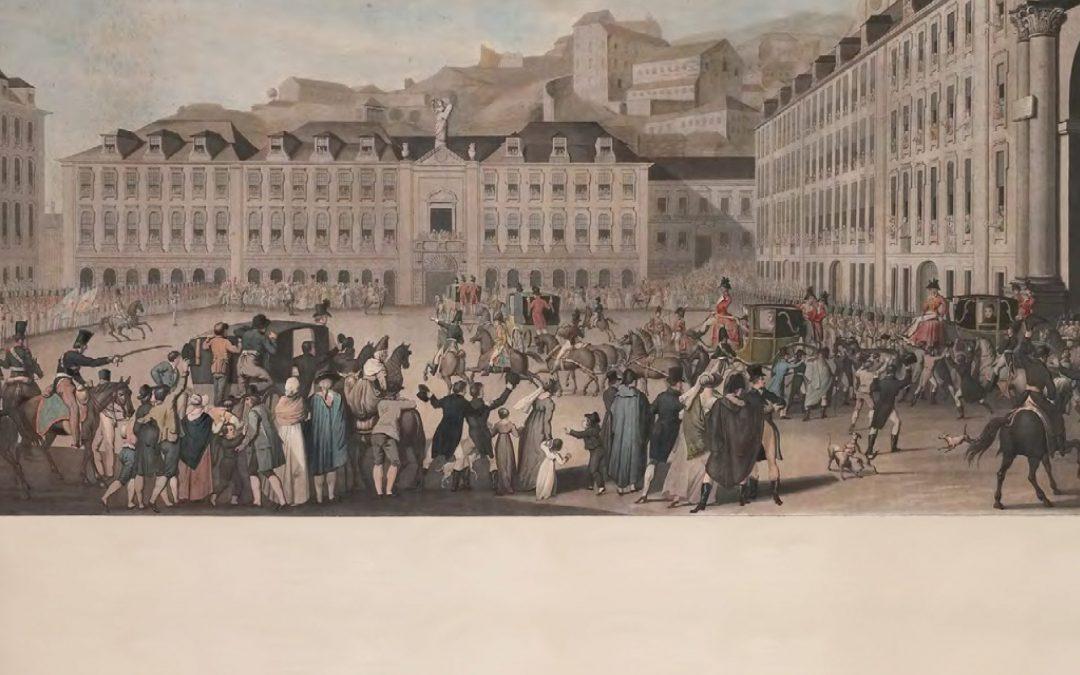 Liberdade e cidadania nos primórdios da contemporaneidade: a revolução de 1820