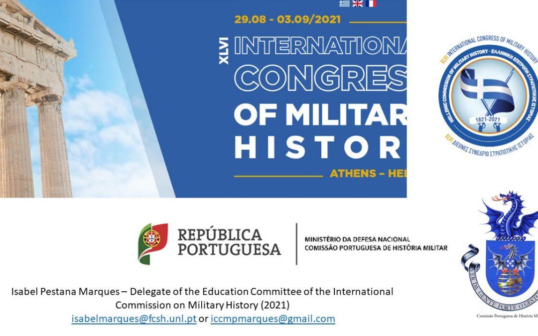 Concurso HMJ2021 no XLVI Congresso da CIHM (Atenas ag-set2021)