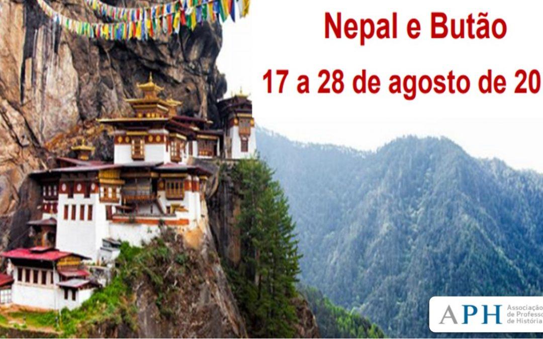 Nepal e Butão