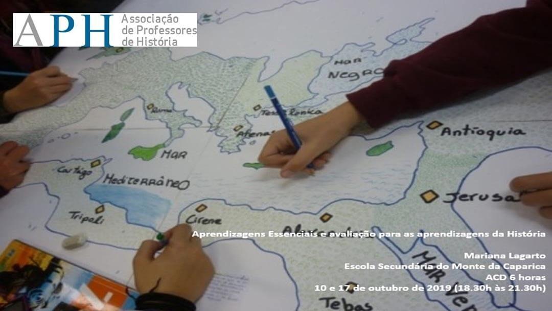 Aprendizagens Essenciais e avaliação para as aprendizagens da História