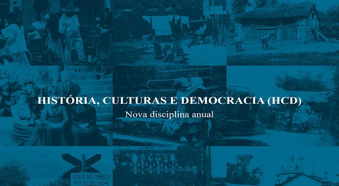 HISTÓRIA, CULTURAS E DEMOCRACIA – uma forma diferente de ensinar História