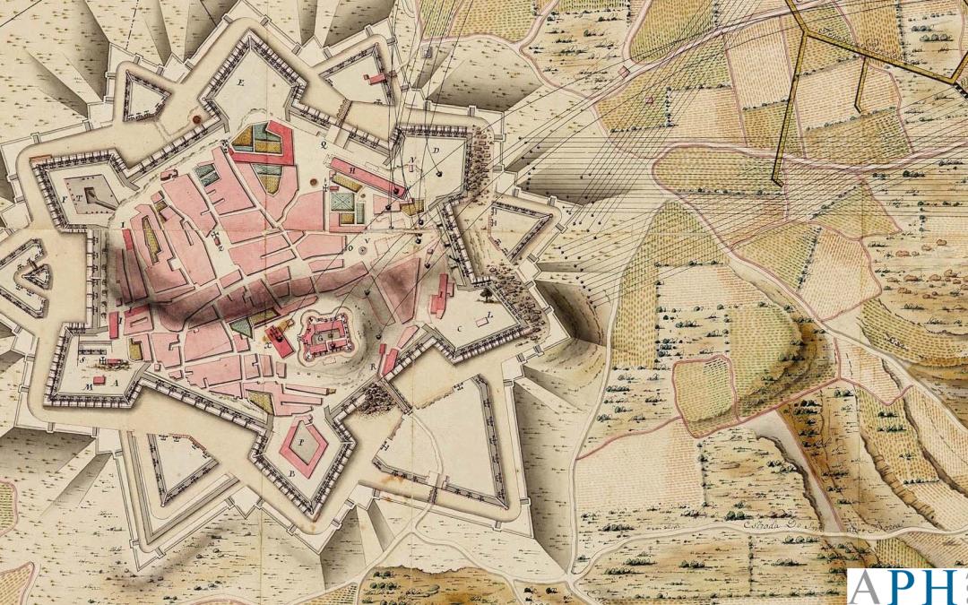 Fortificação no mundo português da época moderna