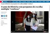 O IAVE discrimina a História – Jornal de Notícias