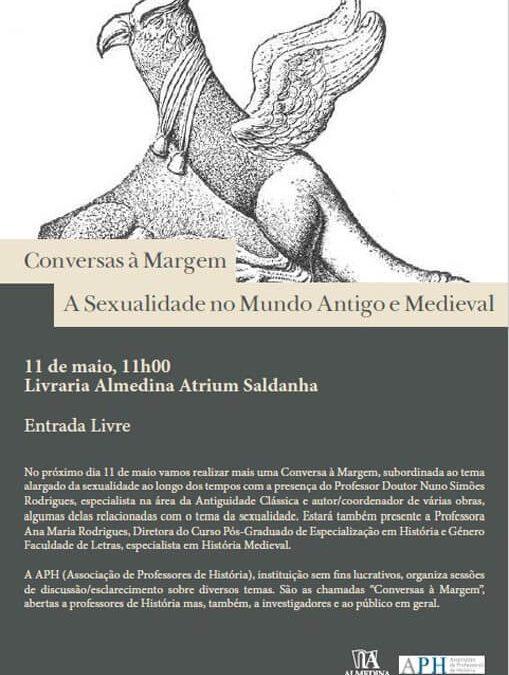 Conversas à Margem – A Sexualidade no Mundo Antigo e Medieval