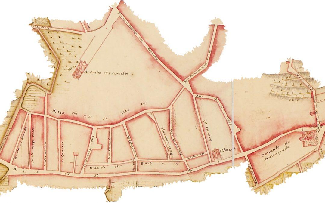 São José de Lisboa – um bairro tridentino