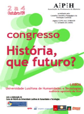História, que futuro?