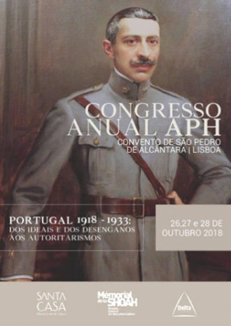 Portugal 1918-1933. Dos ideais e dos desenganos aos autoritarismos