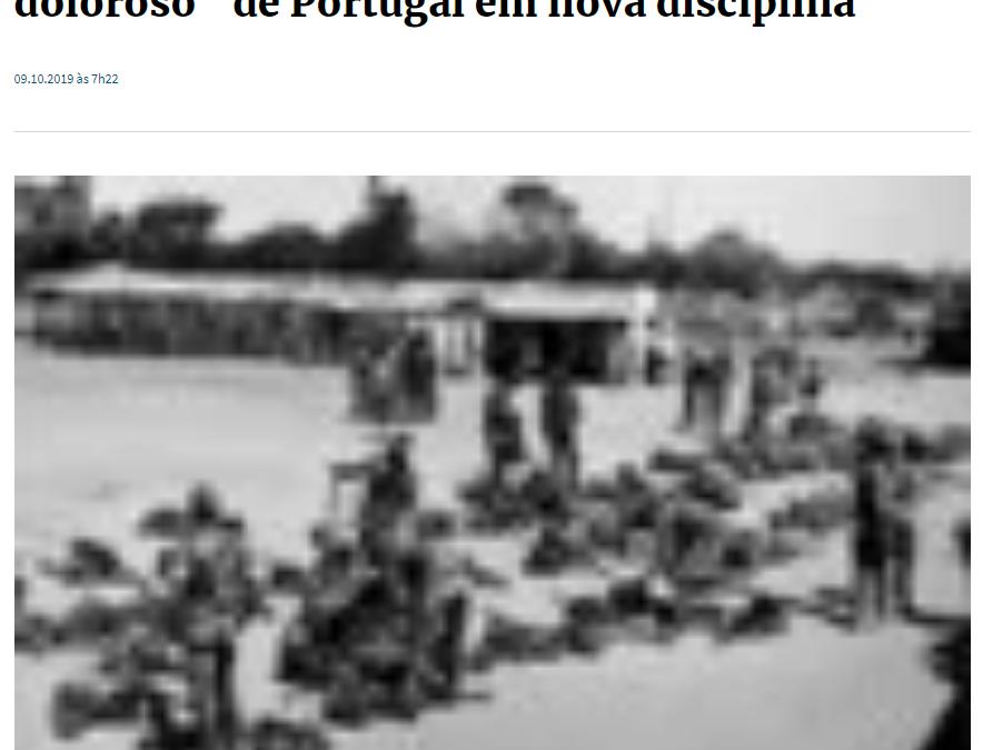 """Alunos de 12.º ano vão estudar """"passado doloroso"""" de Portugal em nova disciplina"""