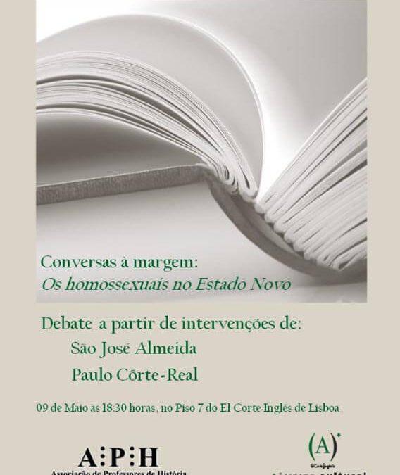 Conversas à Margem – Os homossexuais no Estado Novo