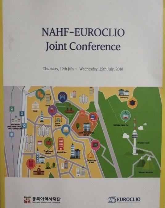NAHF-EUROCLIO Conference