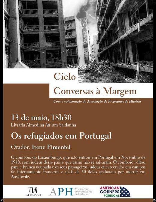 Conversas à Margem – Os refugiados em Portugal