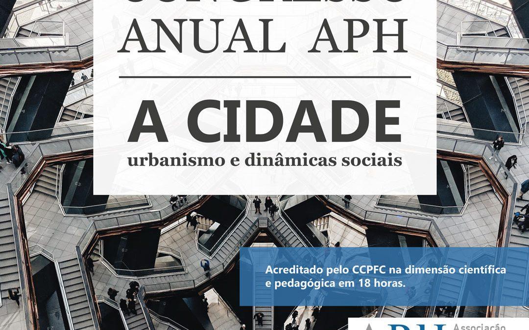 A CIDADE – urbanismo e dinâmicas sociais